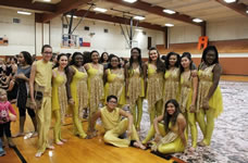 Manvel Color Guard