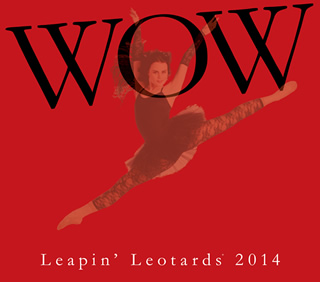 Leapin' Leotard 2014 Catalog of Dancewear and Dance Accessories